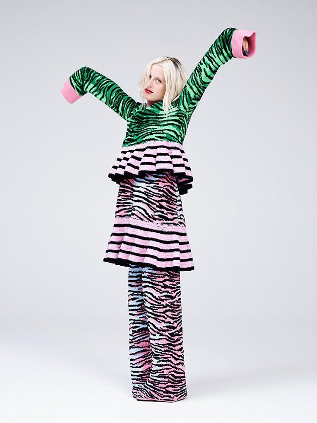 """Pristatytos egzotiškos įvaizdinės """"Kenzo x H&M"""" nuotraukos"""