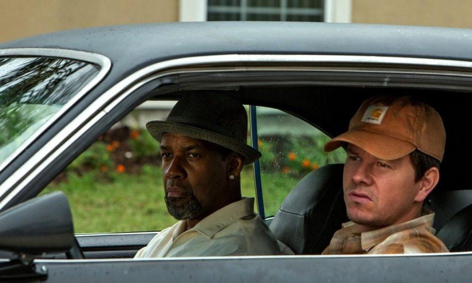 Naujame filme D. Washingtonas ir M. Wahlbergas spruks ir nuo mafijos, ir nuo teisėsaugos