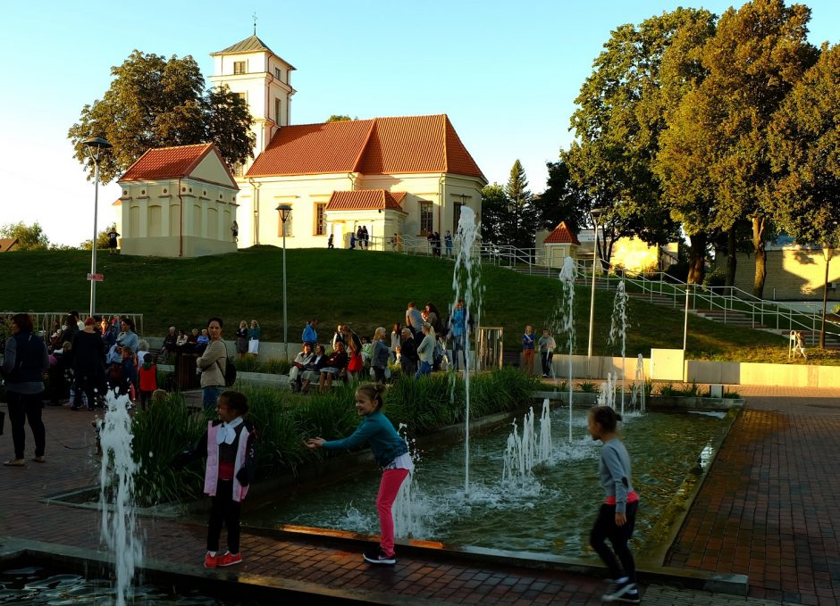 Keliaukite po Kauno regioną ir gaukite dovanų