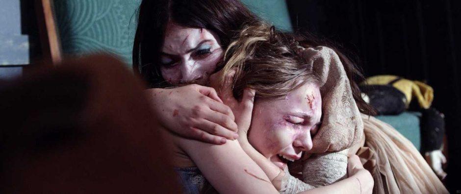 """Trilerio """"Kankiniai"""" režisierius pristato siaubo filmą """"Vaiduoklių žemė"""""""
