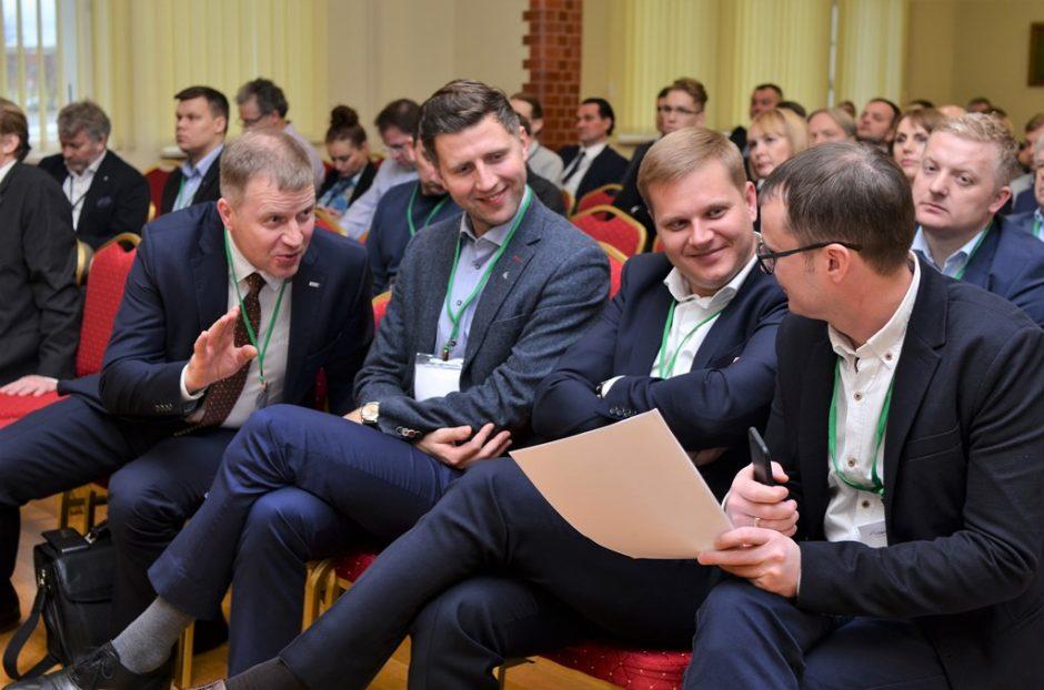 Startavo Baltijos jūros regiono šalių SGD klasterio susitikimas