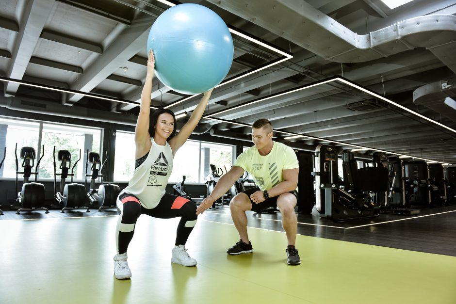 Seksualiai nepatogu ar tvarkingai žavu: ką rengtis sportuojant?