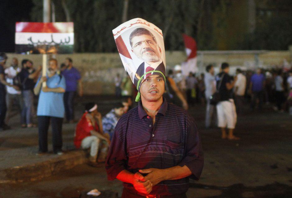 Europos Sąjunga ir toliau tarpininkaus sprendžiant krizę Egipte