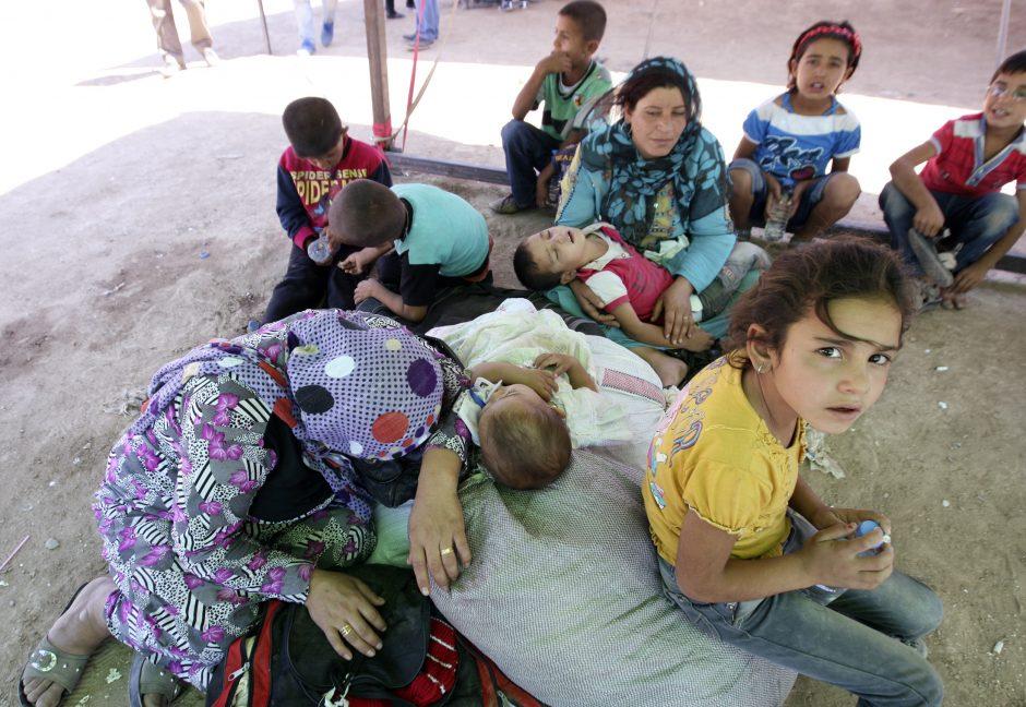 Įvykiai Sirijoje: Vakarai bejėgiai
