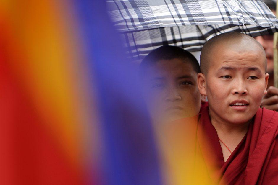 Nepale mirė susideginęs tibetietis