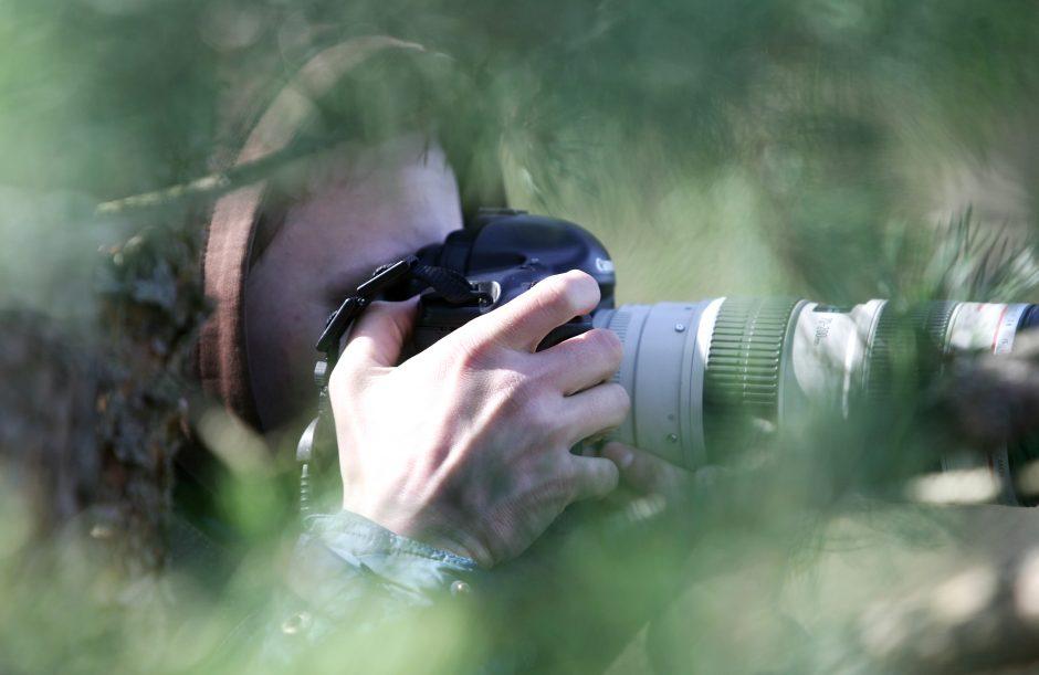 Savaitgalį Druskininkuose vyks fotografų pleneras