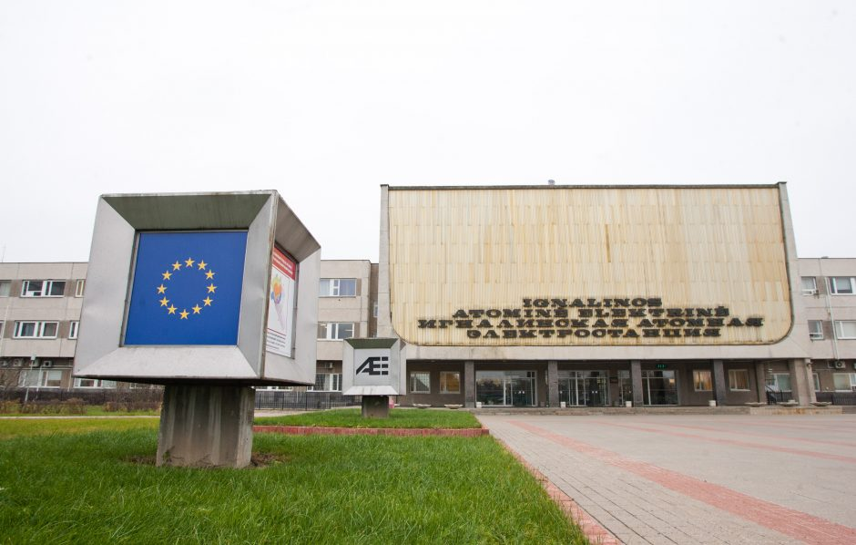 Europarlamentarai domėsis Ignalinos AE uždarymu