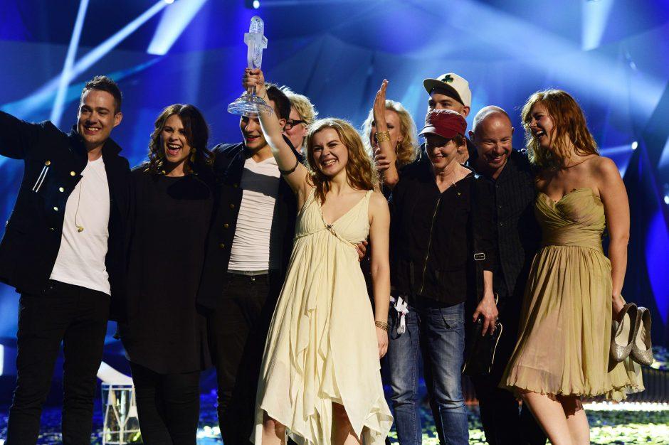 """""""Eurovizija 2014"""" vyks Kopenhagoje, paskelbta renginio data"""