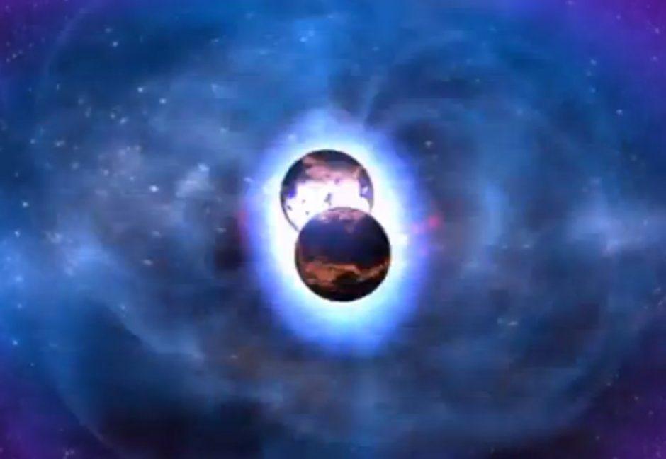 Astronomai stebėjo retą įvykį, po kurio susidarė 10 mėnulių aukso