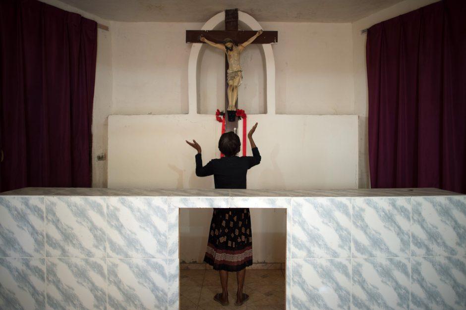 Vatikanas skelbia visuotinius atlaidus į Braziliją atvyksiantiems maldininkams