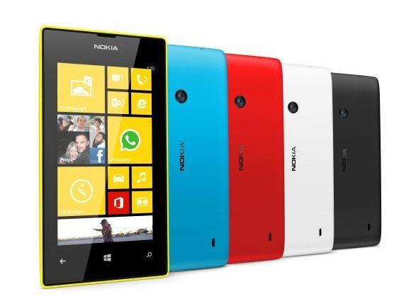 """Pigusis """"Lumia 520"""" - populiariausias """"Windows Phone"""" telefonas"""