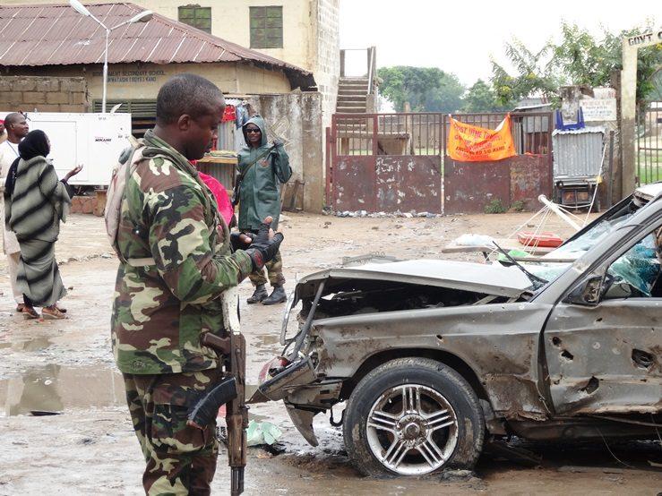 Nigerijos šiaurėje per bombų sprogimus žuvo 24 žmonės