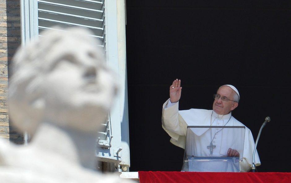 Popiežius rengia rimtą Vatikano pertvarkymą