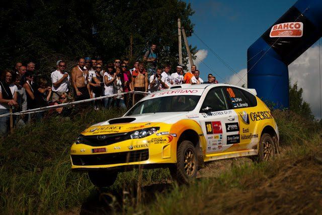 8 ekipažai iš Lietuvos ir pasaulio čempionas - Estijos ralyje