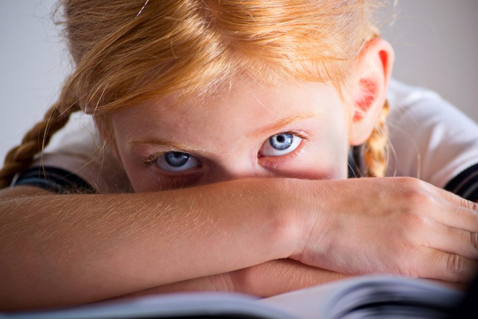Kodėl vaikai bijo eiti į mokyklą?