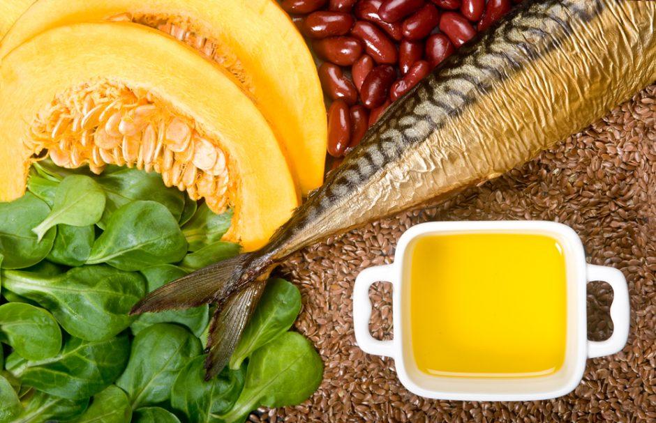 Omega-3 riebalų rūgštys gali saugoti nuo vėžio, rodo laboratoriniai tyrimai