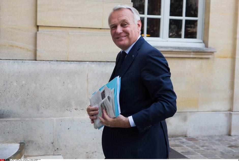 Prancūzijoje reformuojama pensijų sistema