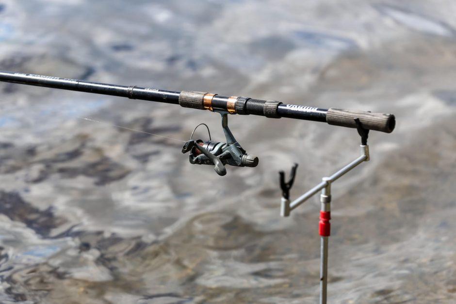 Žvejams nerūpėjo nemokama žvejybos diena