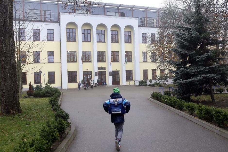 Mokytojai širsta: progimnazijos direktorė draudžia streikuoti?