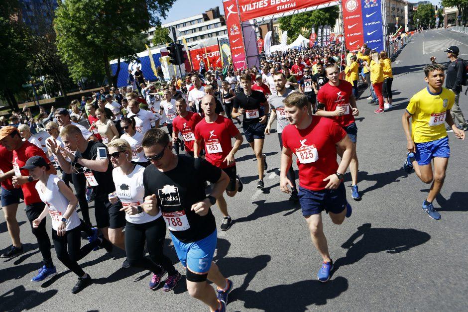 Vilties bėgimas 2018