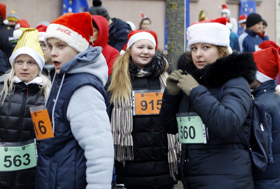 Padovanok senjorams Kalėdas 2018