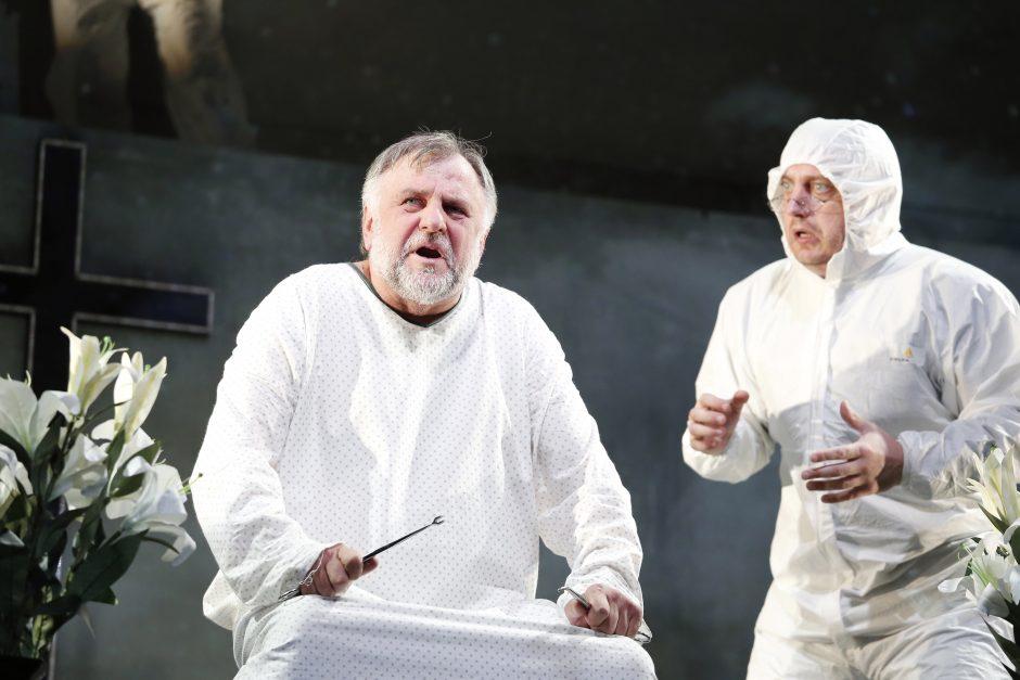 Pristatyta Dramos teatro premjera