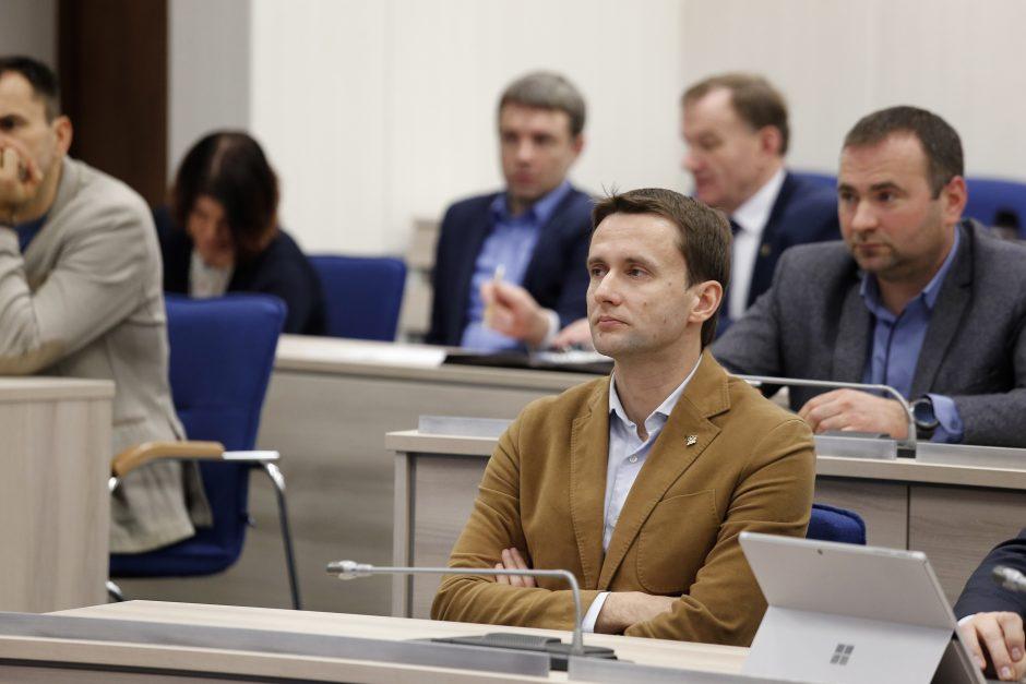 Pramonininkų diskusija apie investicinę Klaipėdos apliką