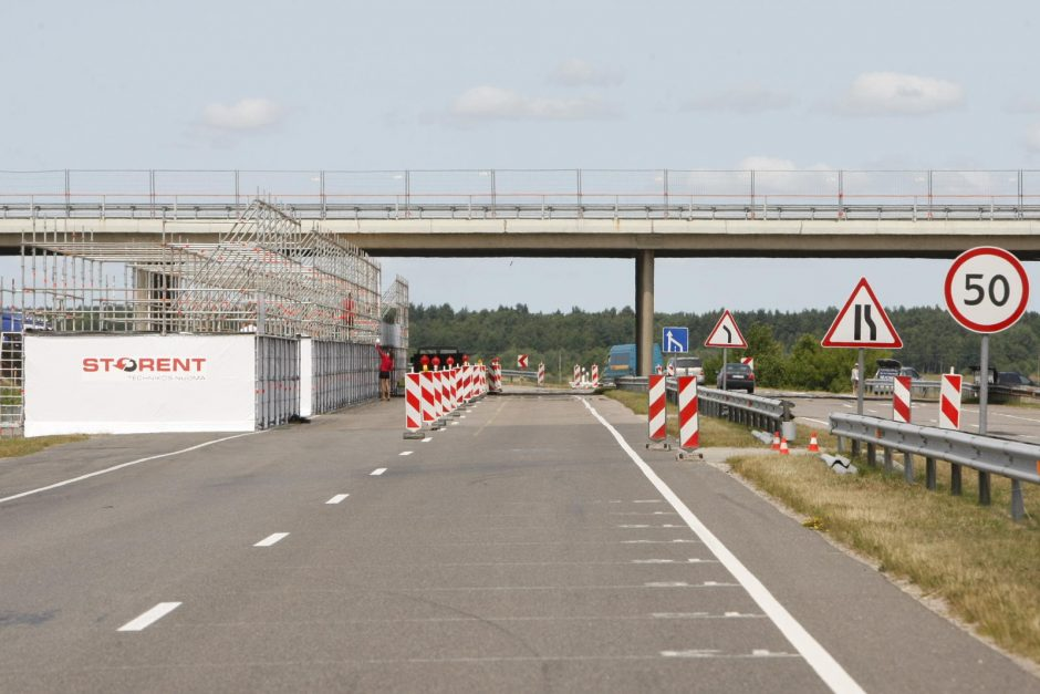 Baltijos šalių kelininkai aptars regionines kelių problemas