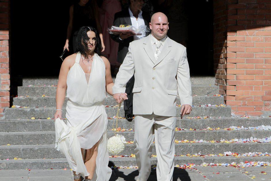 Natalijos Murnikovienės vestuvės