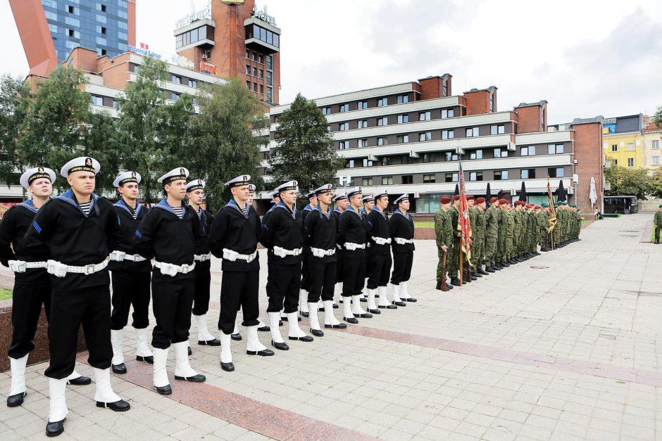 Okupacinės kariuomenės išvedimo minėjimas