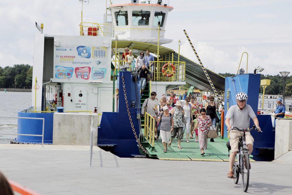 Smiltynė turistus vilioja pliažu ir ruoniais