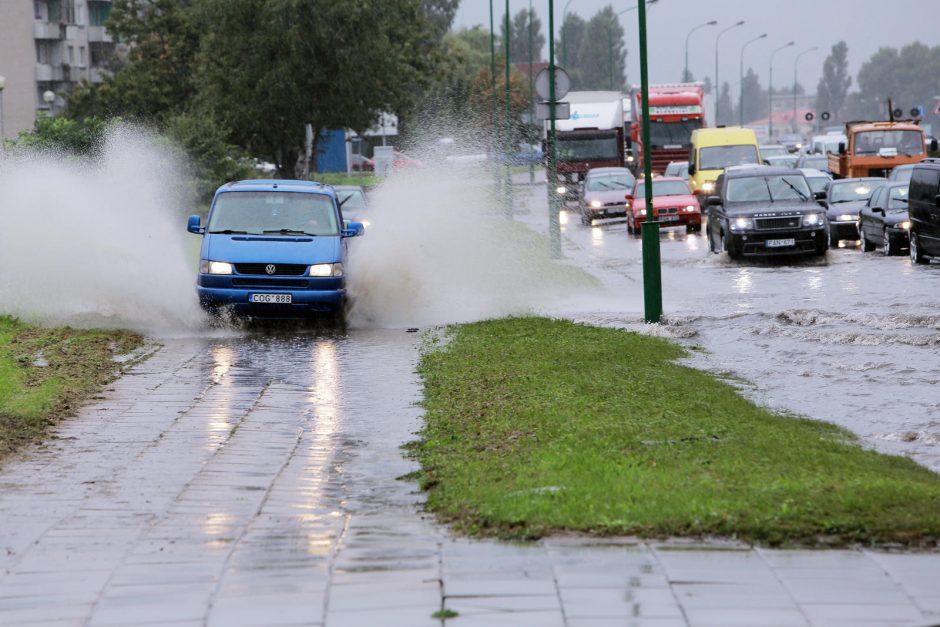 Patvino Klaipėdos gatvės