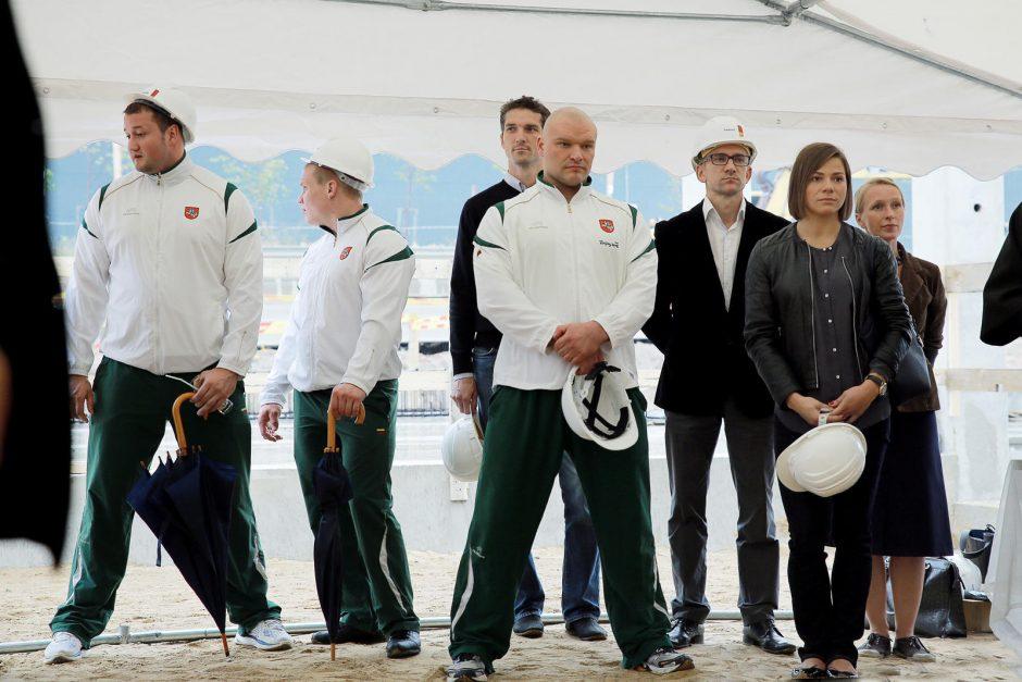 Klaipėdoje iškils naujas sporto ir sveikatingumo kompleksas