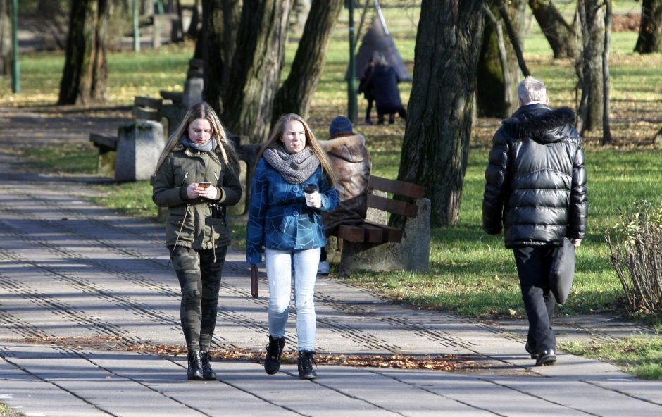 Lapkričio 17-oji – Klaipėdos diena