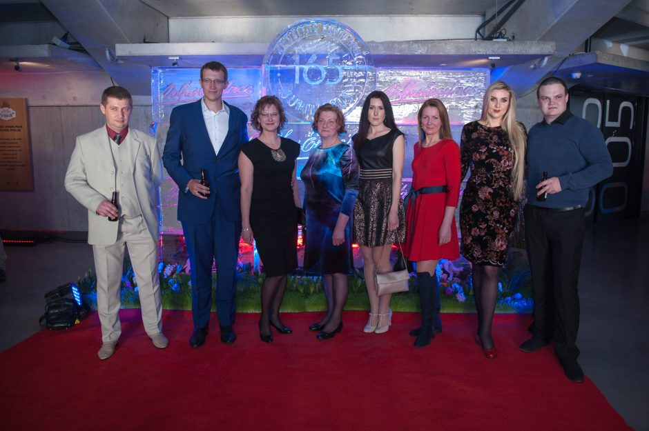 """Jubiliejų švenčiančio """"Volfo Engelmano"""" atstovai: didžiausia vertybė – tradicijos"""