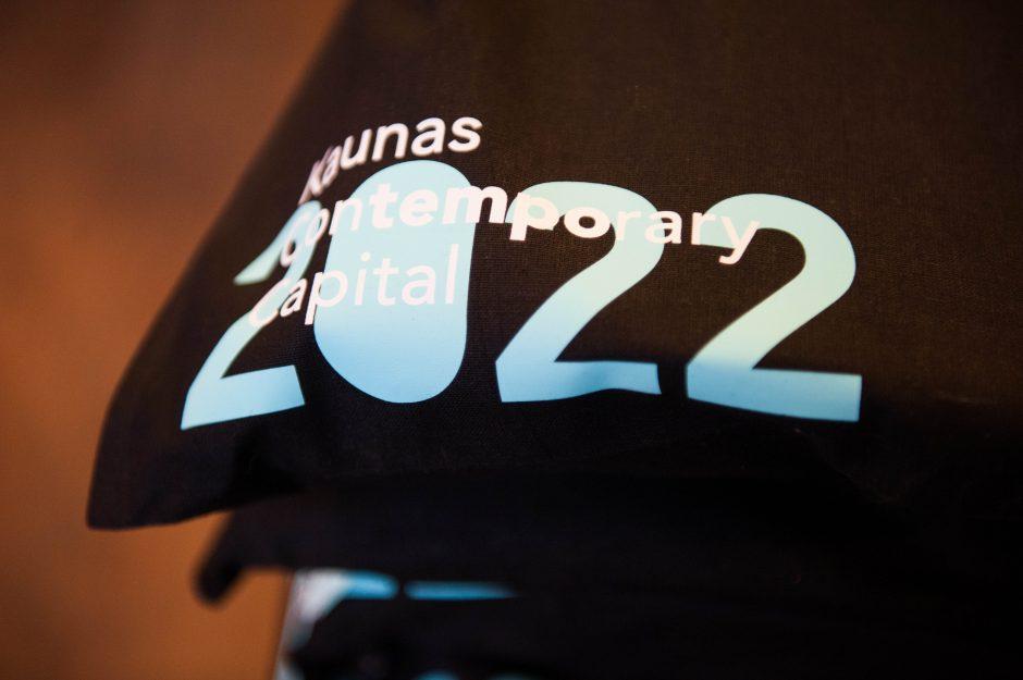 Kaunas evoliucionuos kartu su išskirtiniu KEKS 2022 logotipu
