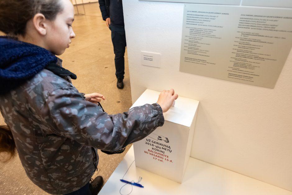 Kviečia rinkti geriausią 2018-ųjų kūrinį: balsavimas jau prasidėjo