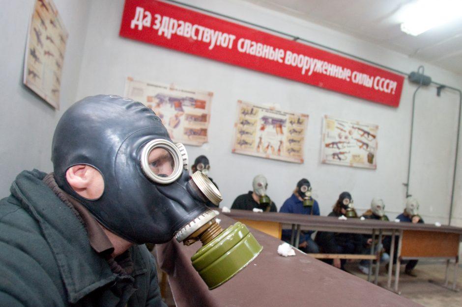 Sovietinį bunkerį pakeis ekskursijos žiguliais