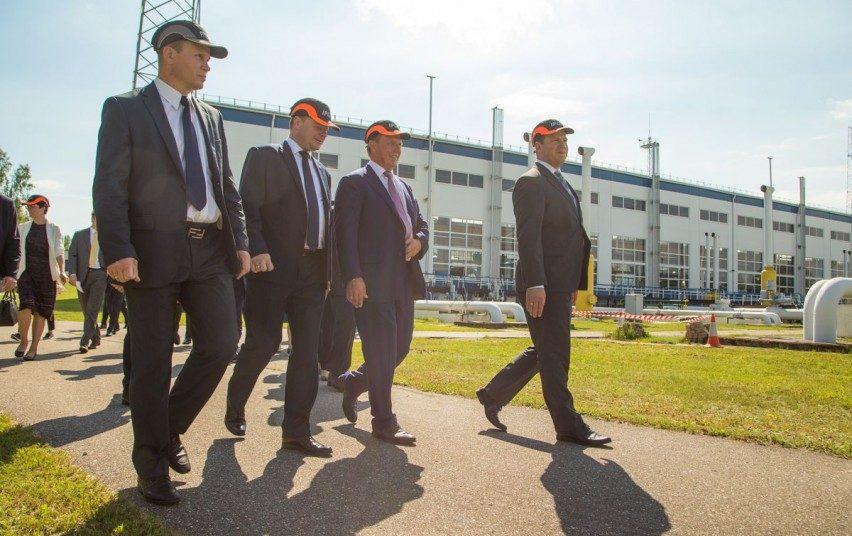 Baltijos šalių derybose dėl dujų taško padėti kol kas nepavyko