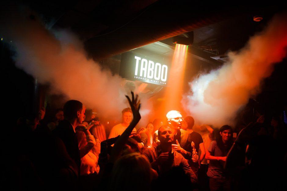 """""""Taboo"""" lankytojai neliūdėjo dėl """"Žalgirio"""" nesėkmės"""