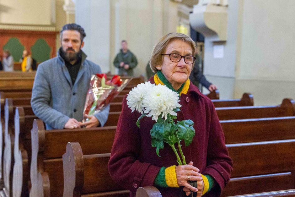 Laidojamas A. Ramanauskas-Vanagas