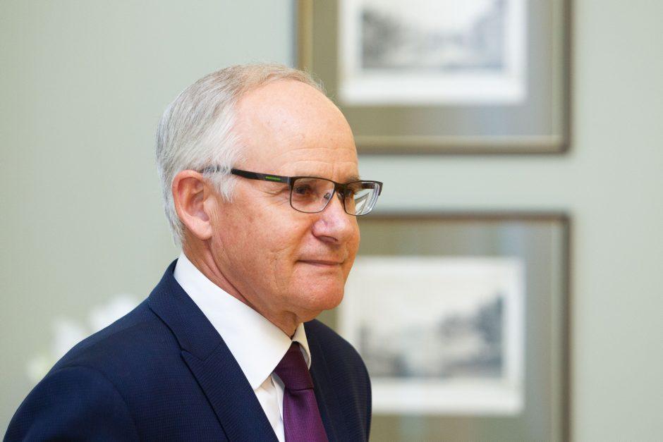 Švietimo ministras A. Monkevičius po audito siūlys pakeitimų