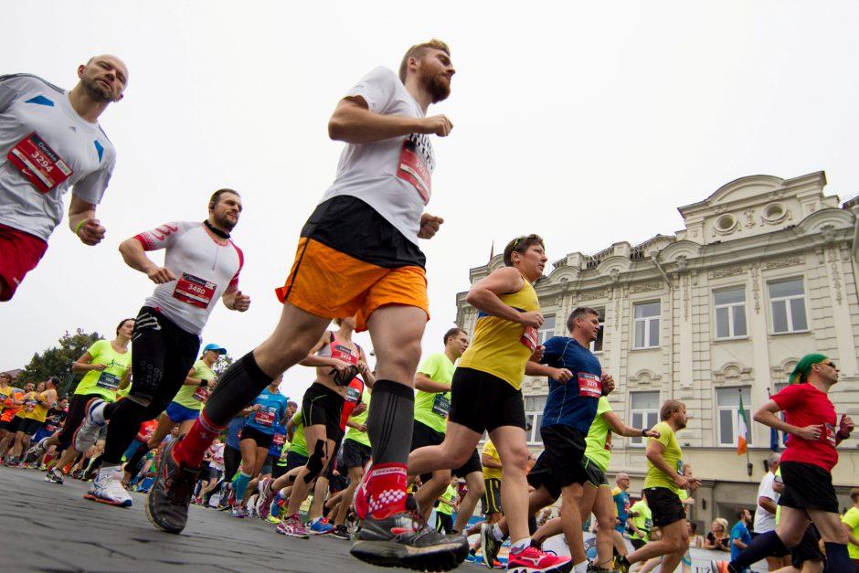 Vilniaus maratonas taps pirmuoju kripto maratonu pasaulyje
