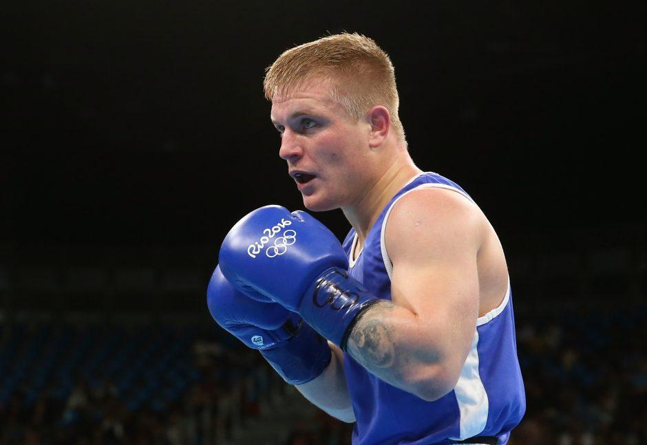Europos bokso čempionate daugiausia medalių iškovojo šeimininkai