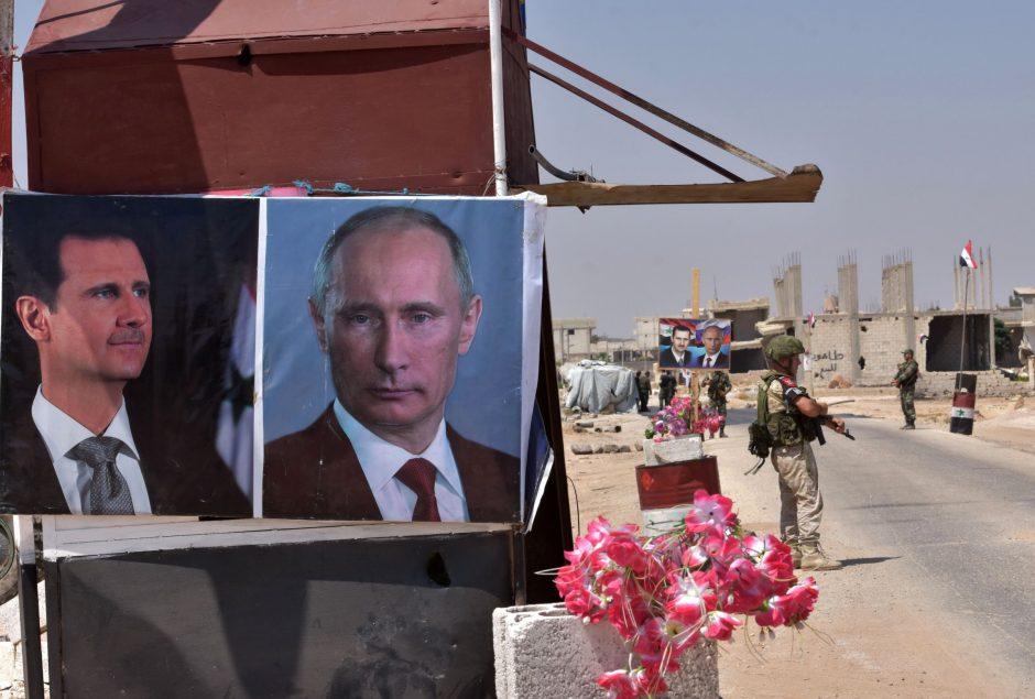 Jungtinės Tautos įspėja dėl gresiančio kruvino košmaro Sirijoje