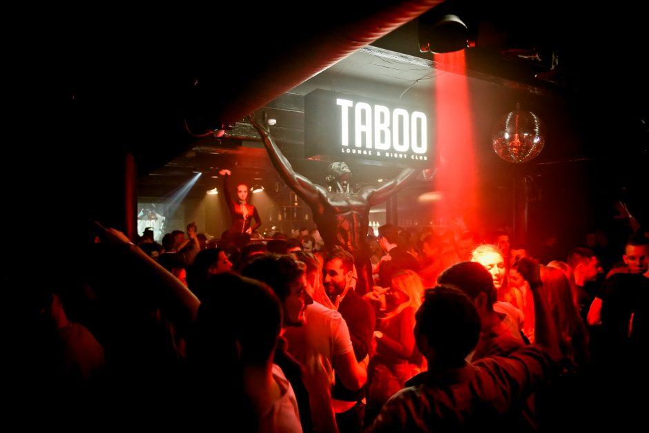 """""""Taboo"""" pulsavo itin gera nuotaika"""