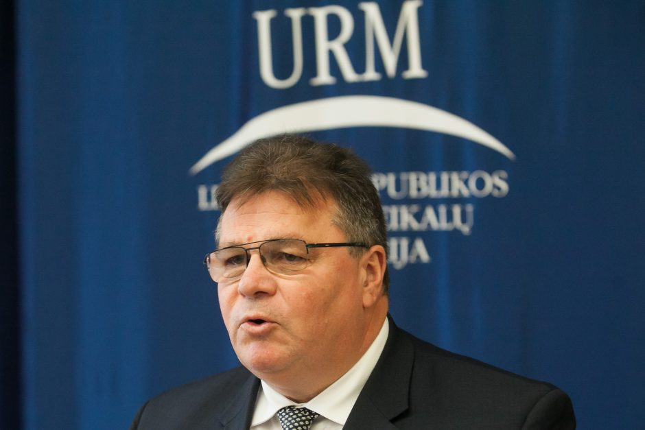 L. Linkevičius: Kinija gerbia Lietuvos įstatymus