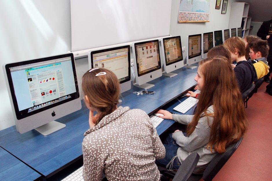 Lietuvos mokyklose – nuo pirmos klasės programuojanti karta