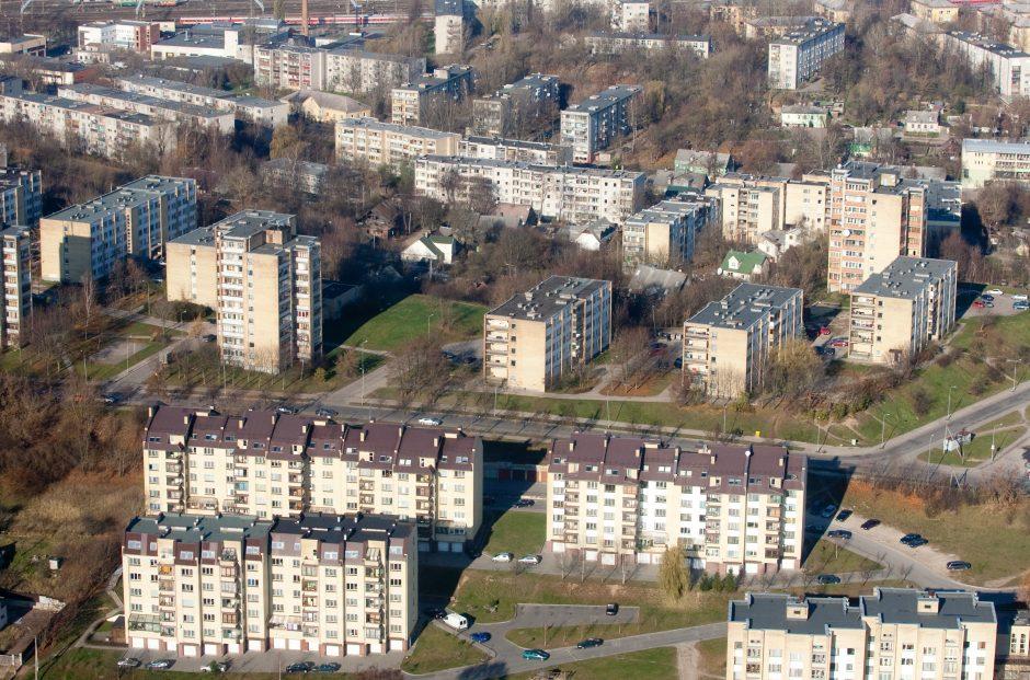 Lietuvos nekilnojamasis turtas vertas 92,8 mlrd. eurų
