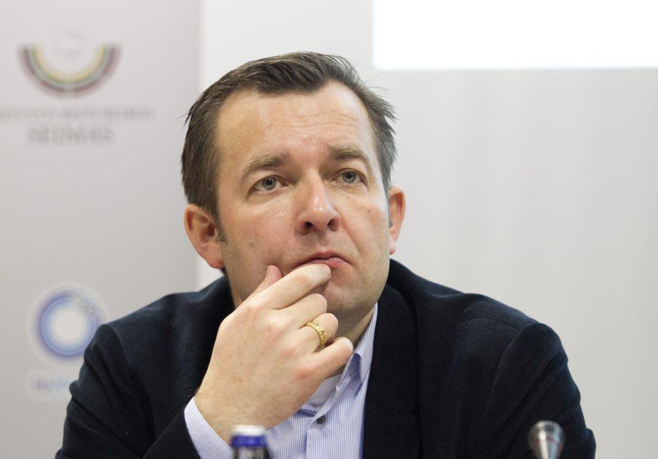 R. Vilpišauskas apie J.-C. Junkerio kalbą: Briuselis užmiršo Ukrainą ir Rusiją?